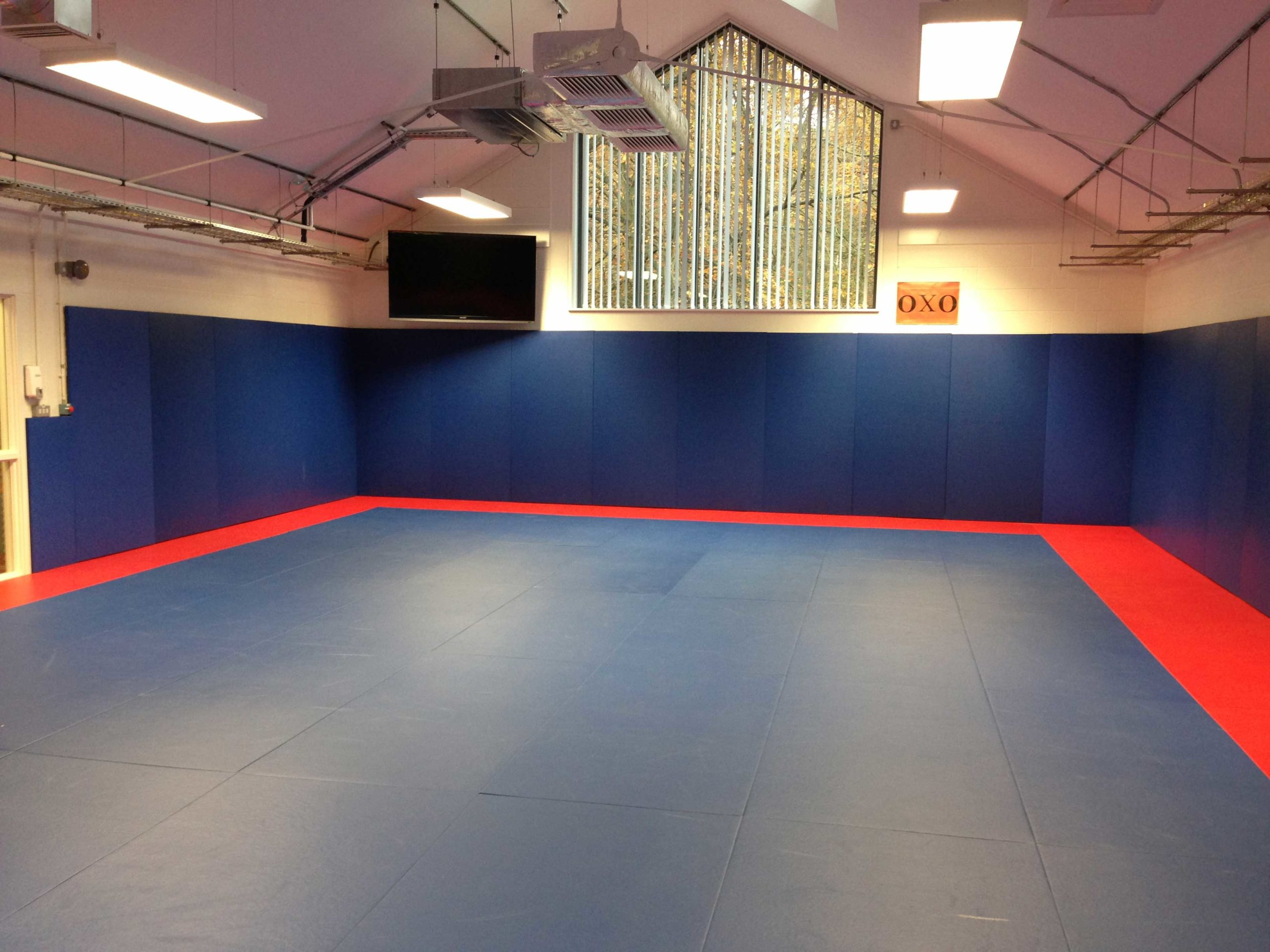 Bespoke Control and Restraint Rooms
