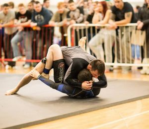 Grappling Mats For BJJ Competitions