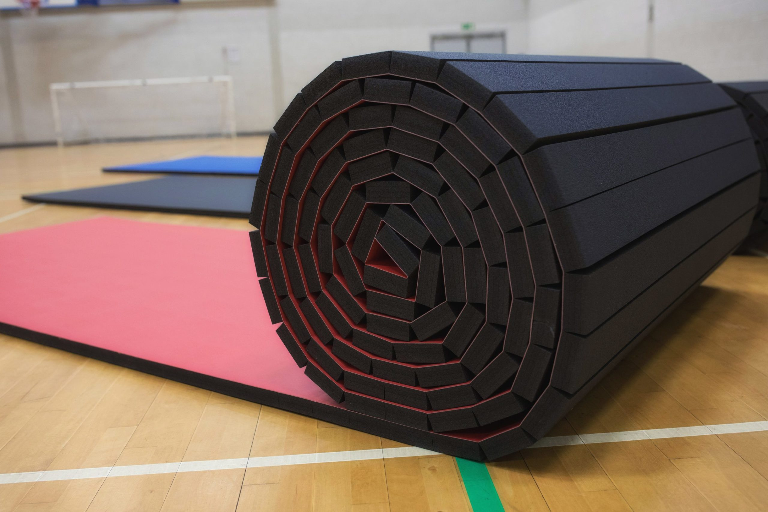 Promat PVC Smooth Roll Out Mats