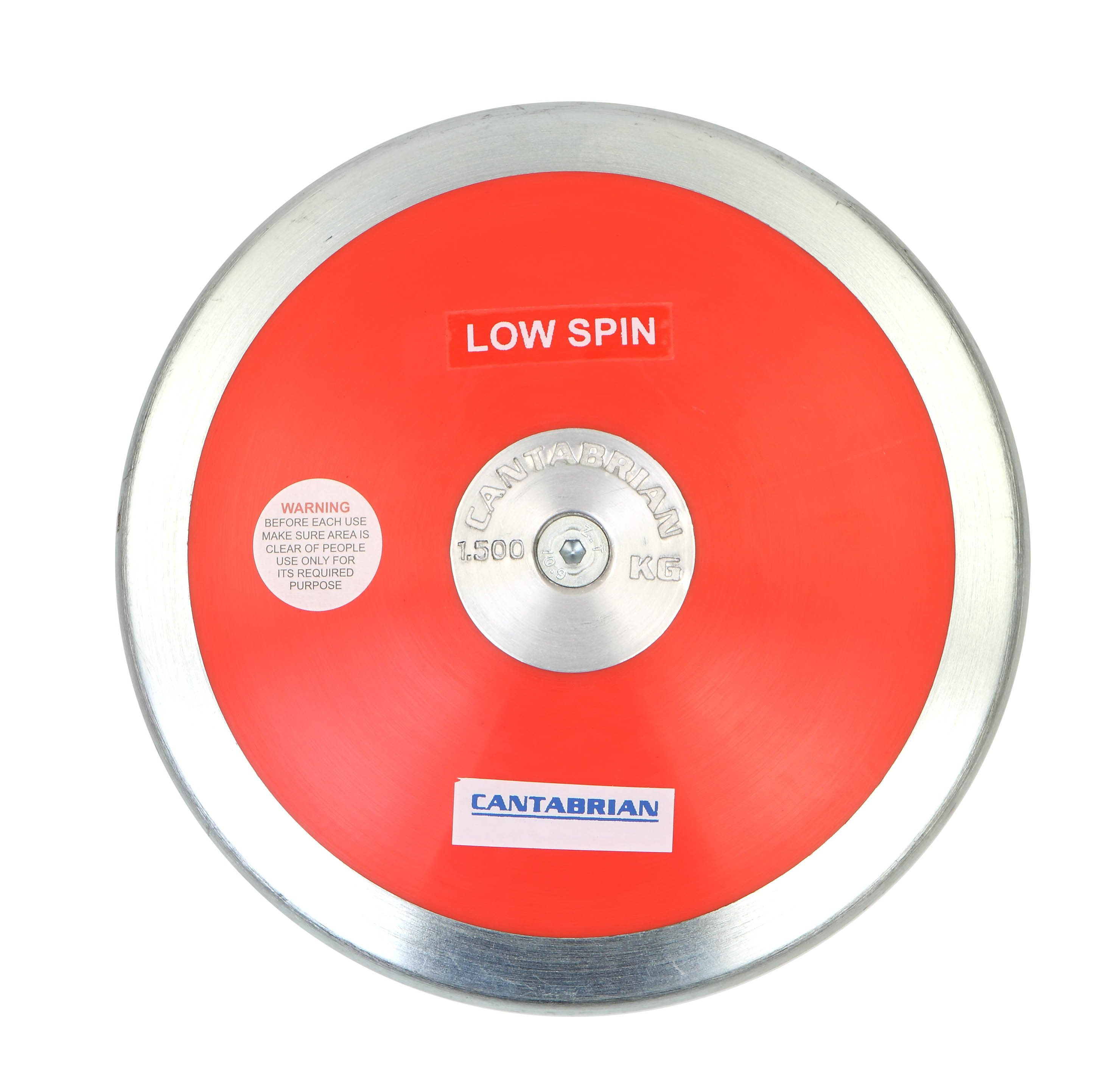 Low Spin Competition Discus
